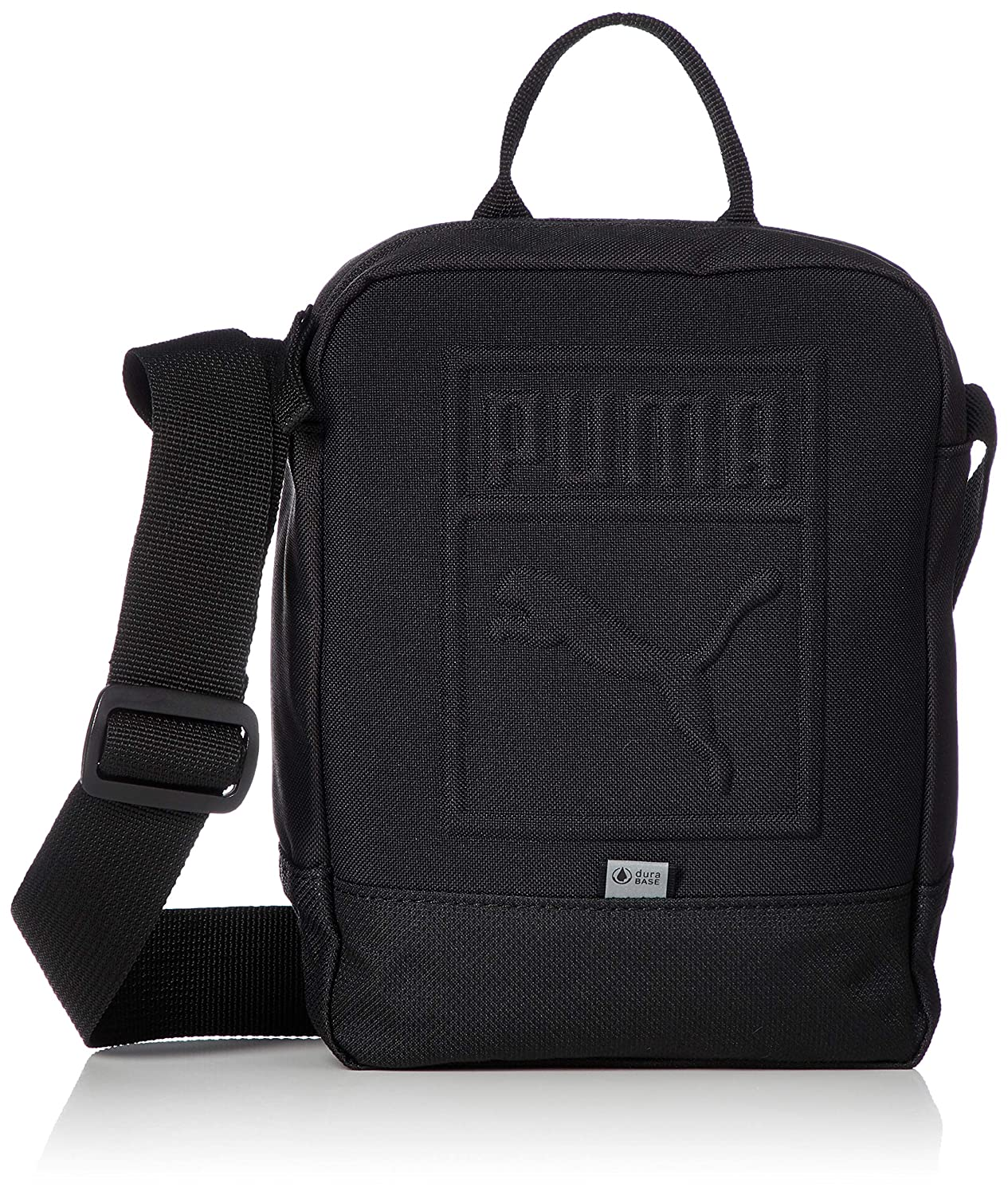 690f9aa32486 Puma Polyester 17 cms Black Messenger Bag (7558201)  Amazon.in  Bags ...