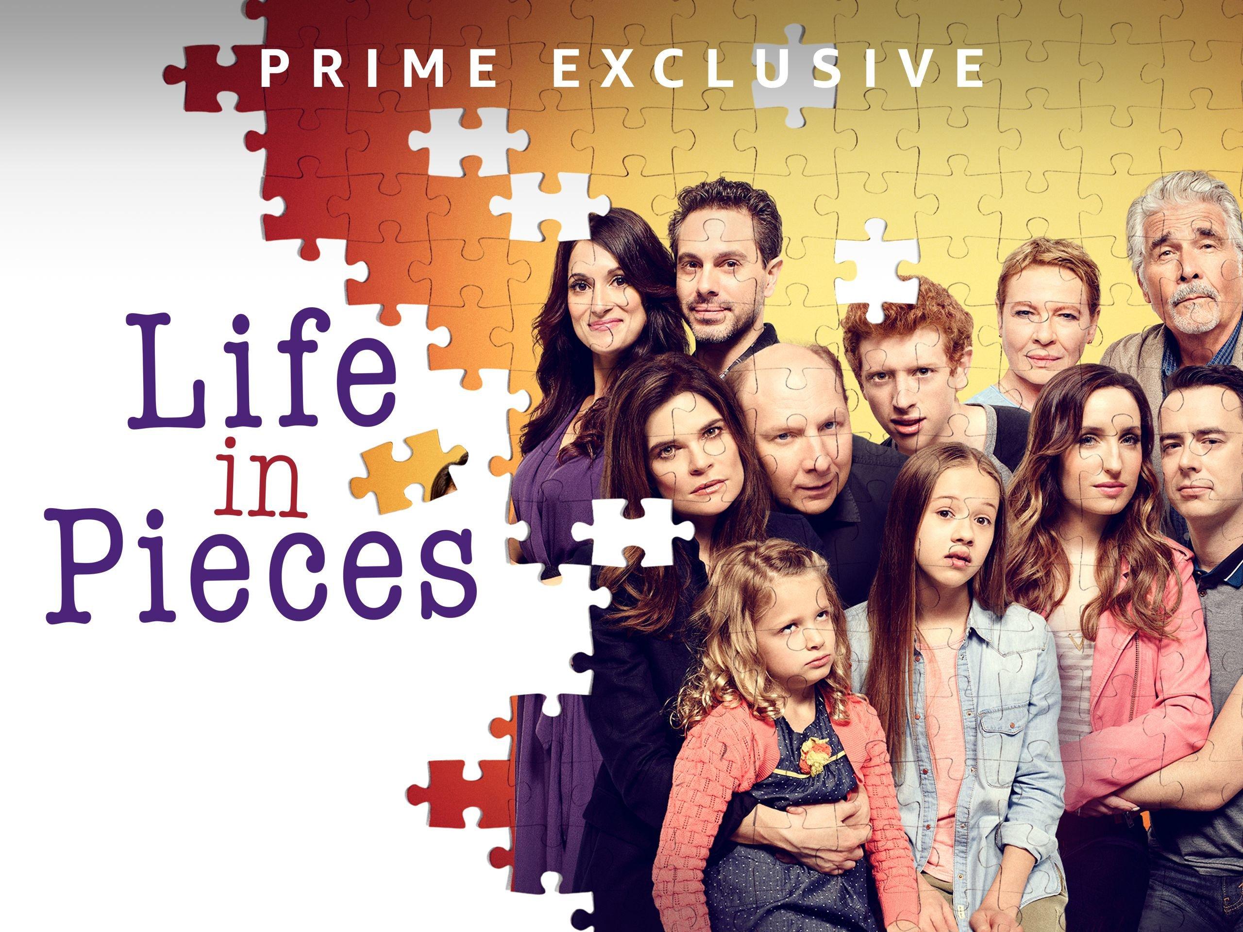 Amazonde Life In Pieces Staffel 3 Dtov Ansehen