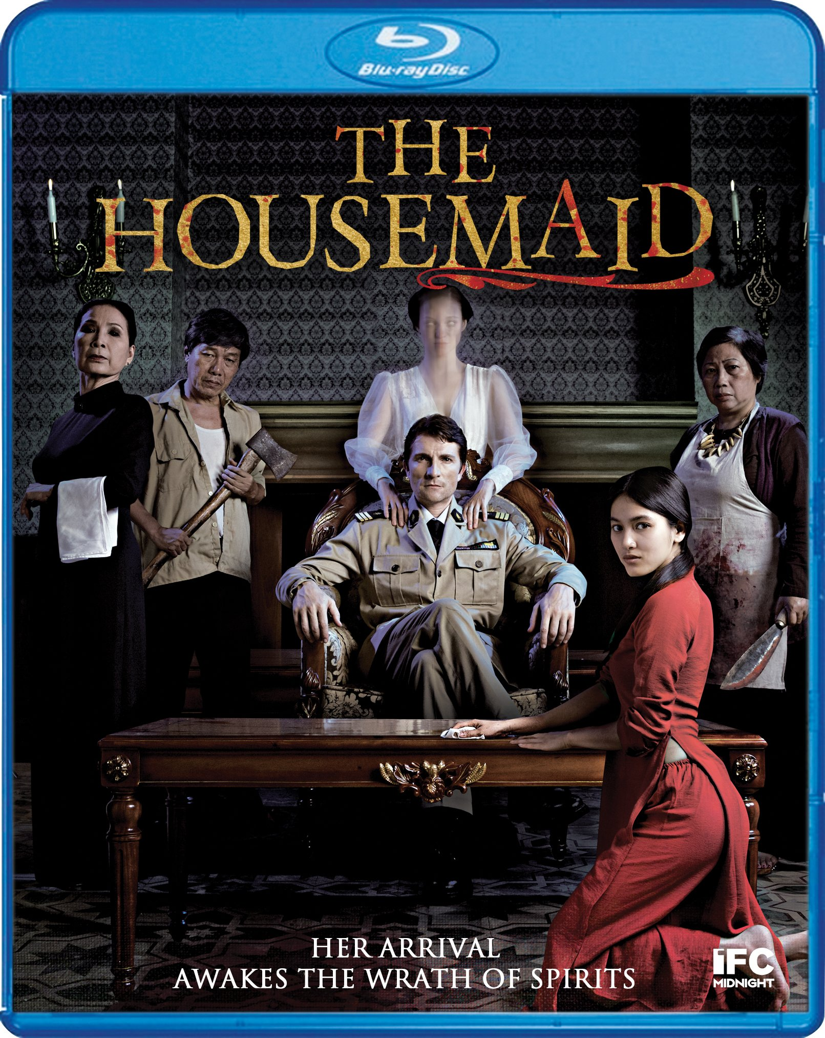 Blu-ray : The Housemaid (Widescreen, Dubbed)