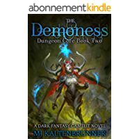 The Demoness: A Dark Fantasy Gamelit Novel (Dungeon Core Book 2) (English Edition)