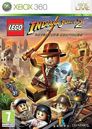 LEGO Indiana Jones 2: The Adventure Continues [Xbox 360 ...