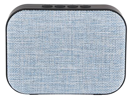 Live Tech Yoga Portable Bluetooth Speaker with Mic
