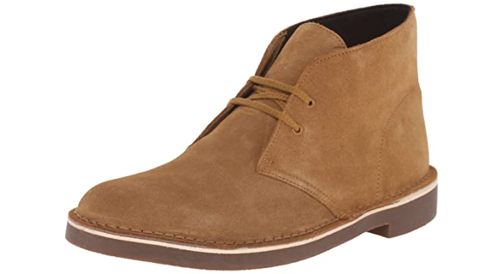 Clarks Men's Bushacre 2 Chukka Boot Reviews