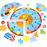 Picnmix Smart Watch Clock Educational and Learning Clock Toy and Teaching Game to Learn to Count for 4 year olds to 7 year olds