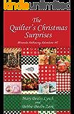 The Quilter's Christmas Surprises: Miranda Hathaway Adventure #6