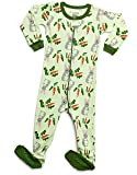 Leveret Kids Organic Cotton Rabbit Baby Boys Girls