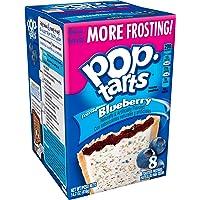 Pop Tarts Kellogg s Frosted 2 unidades