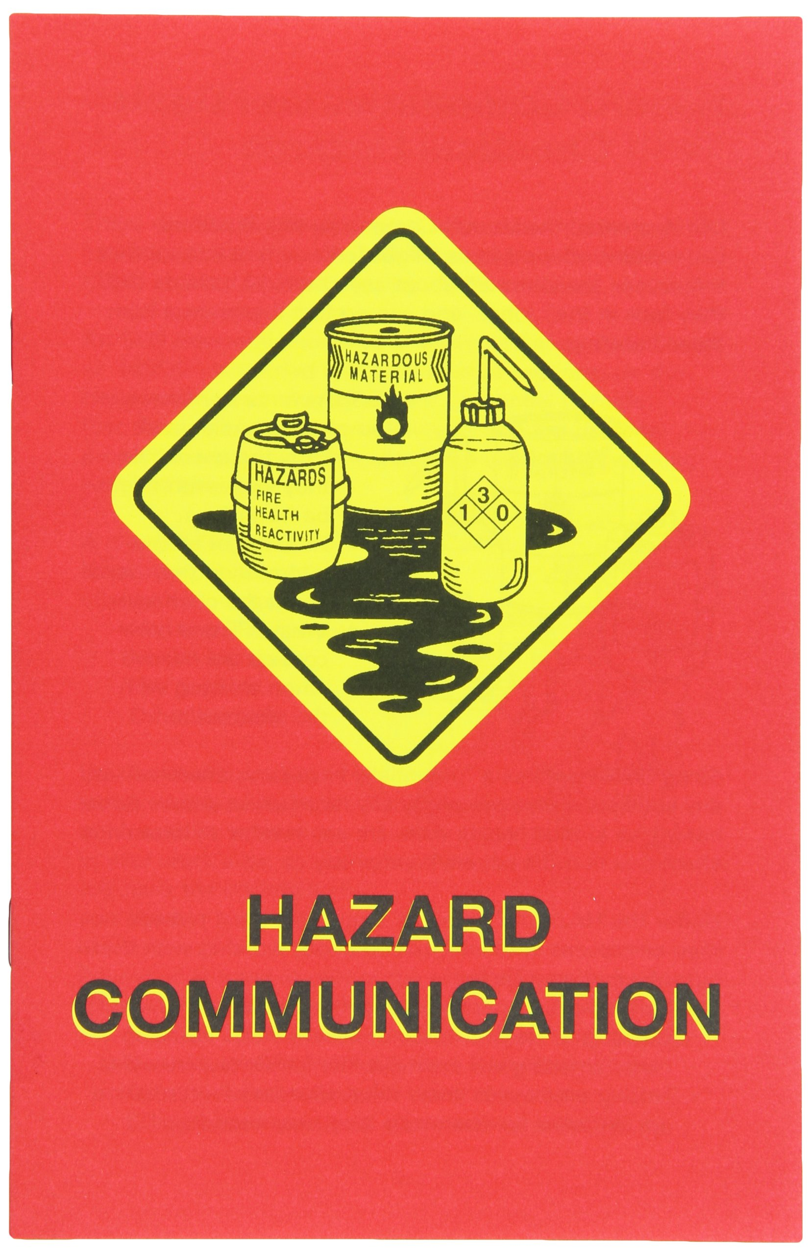MARCOM Hazard Communication Employee Booklet (Pack of 15)