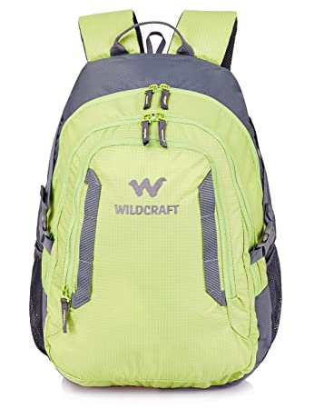 c20b1b7556 Wiki Daypack 36 liters Green Casual Backpack (8903338042310)  Amazon.in   Bags