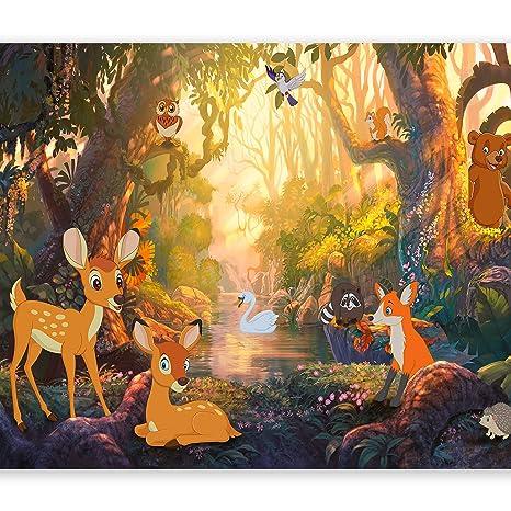 murando - Fototapete Kinderzimmer 50x35 cm - Vlies Tapete ...