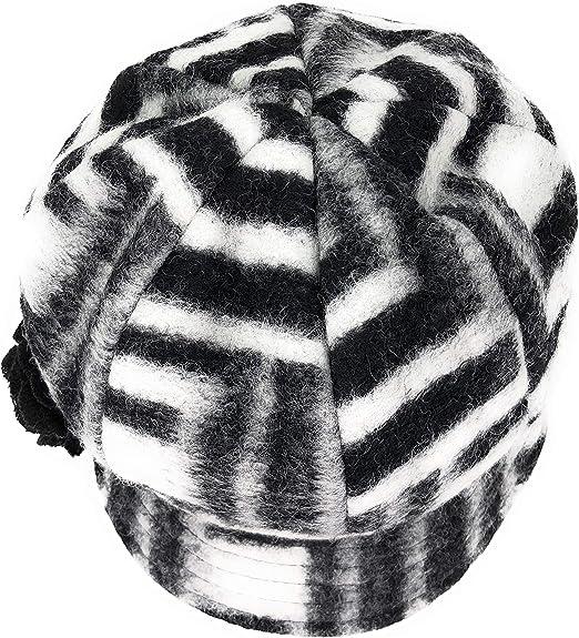 Fiebig Damen Ballonm/ütze Ballonm/ütze Cap M/ütze Schirmm/ütze Schildm/ütze Winter 52875
