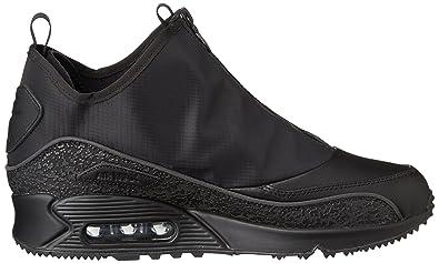 Amazon.com | Nike Men's Air Max 90 Utility, BLACK/BLACK-BLACK-DARK GREY |  Running