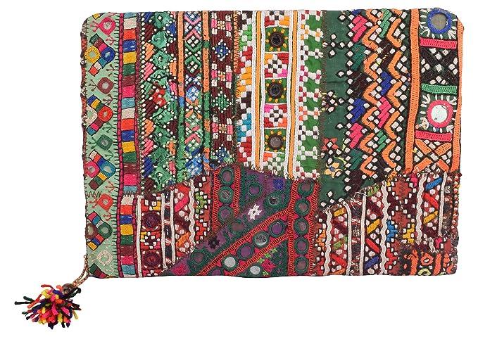 61af3a835b3 SARVERSHWAR Women s Clutch (Multi-Coloured