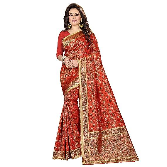 2fa05cd4233 RK FASHION kanjivaram banarasi silk saree,golden banarasi weaven ...