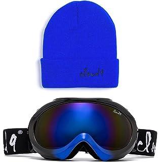 df6dd2fc6d53 Cloud 9 - Professional Kids Boys and Girls Snow Goggles Shifty Anti-Fog  Dual Lens