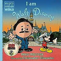 I am Walt Disney (Ordinary People Change the World)