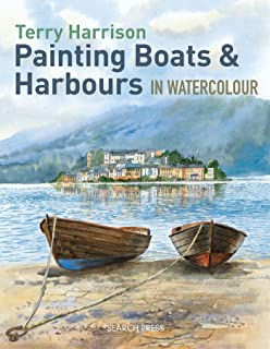 Instruction Books & Media How To Paint Water In Watercolour With Joe Dowden Book To Have A Long Historical Standing