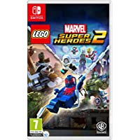 LEGO Marvel Super heroes 2 Nintendo Switch oyun
