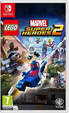 LEGO Marvel Superheroes 2 (Nintendo Switch): Amazon.co.uk: PC ...
