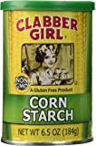 Clabber Girl Corn Starch, 6.5 oz