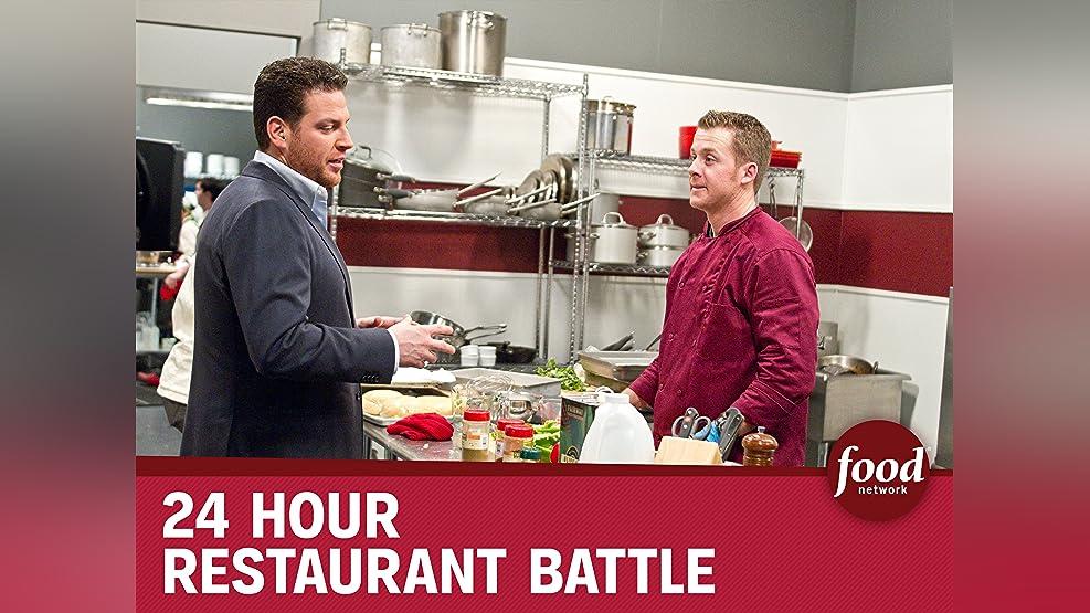 24 Hour Restaurant Battle Season 2