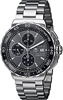 Amazon.com: Tag Heuer Connected Modular 41 Mens Smart Watch ...