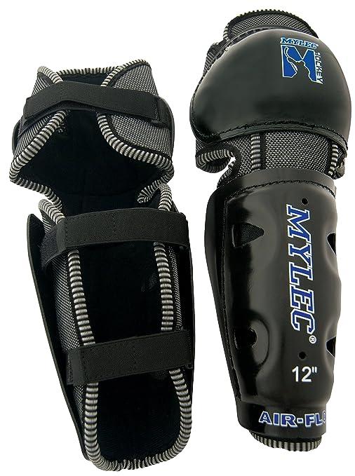 eda12e3afe8 Buy Mylec DEK Roller Hockey Shin Guard Online at Low Prices in India -  Amazon.in