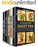 Everyday Pans and Pots Box Set (5 in 1): Cook Easy, Healthy and Delicious Meals with a Sheet Pan, Instant Pot and Cast Iron  (Easy One Pan Cooking)