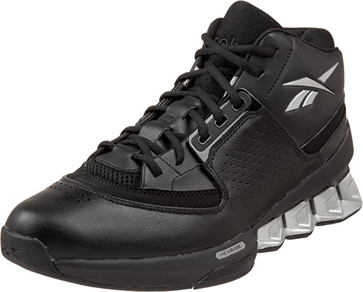 43f46ab8a61 Reebok Men s Official Heel Hex II Basketball Shoe