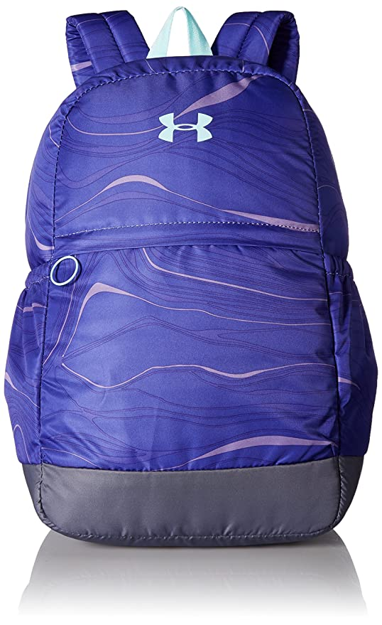 Under Armour Girls' Favorite Backpack, Constellation Purple (532)/Blue Infinity, One Size