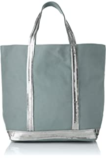 Vanessa Bruno femme Cabas, Medium, Bleu (Outremer): Amazon