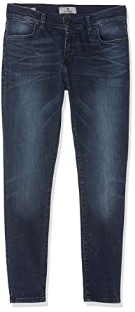LTB Jeans Damen Skinny Jeans LONIA, Blau (Charlotte Undamaged Wash 51791),  W24 d2e3c3bf22