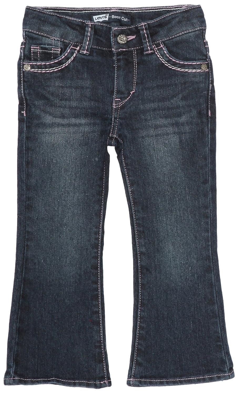 begrenzter Stil am besten verkaufen Rabattgutschein Levi's Girls' 715 Thick Stitch Bootcut Jean