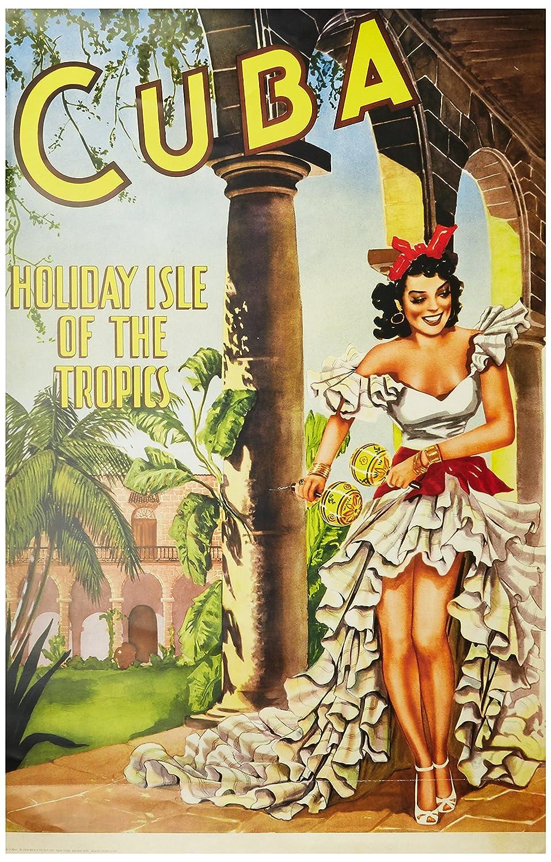 Amazon.com: Cuba Poster 24 x 36in: Cuba Videos: Posters & Prints