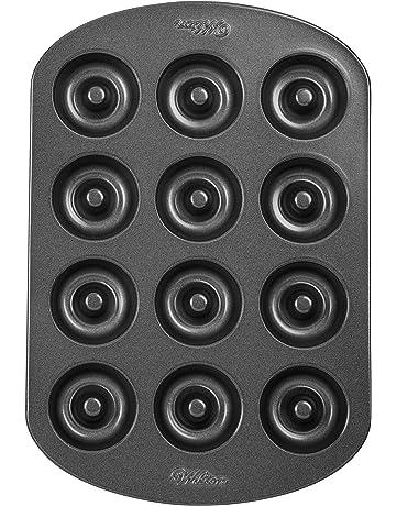 Wilton 2105-0614 - Molde para 12 mini donuts