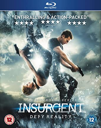 Insurgent (2015) BluRay 720p 650MB ( Hindi – English ) ESubs MKV
