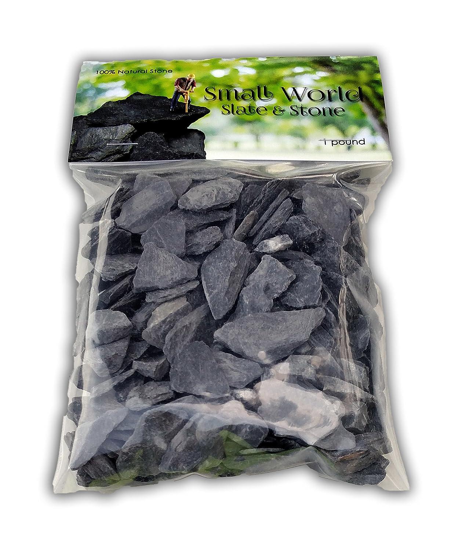 Slate piedras para jardín, jardín de hadas en miniatura ...