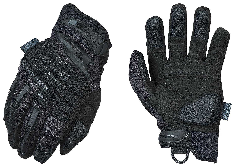 M-Pact 2 Covert Tactical Gloves Mechanix Wear Large, Black