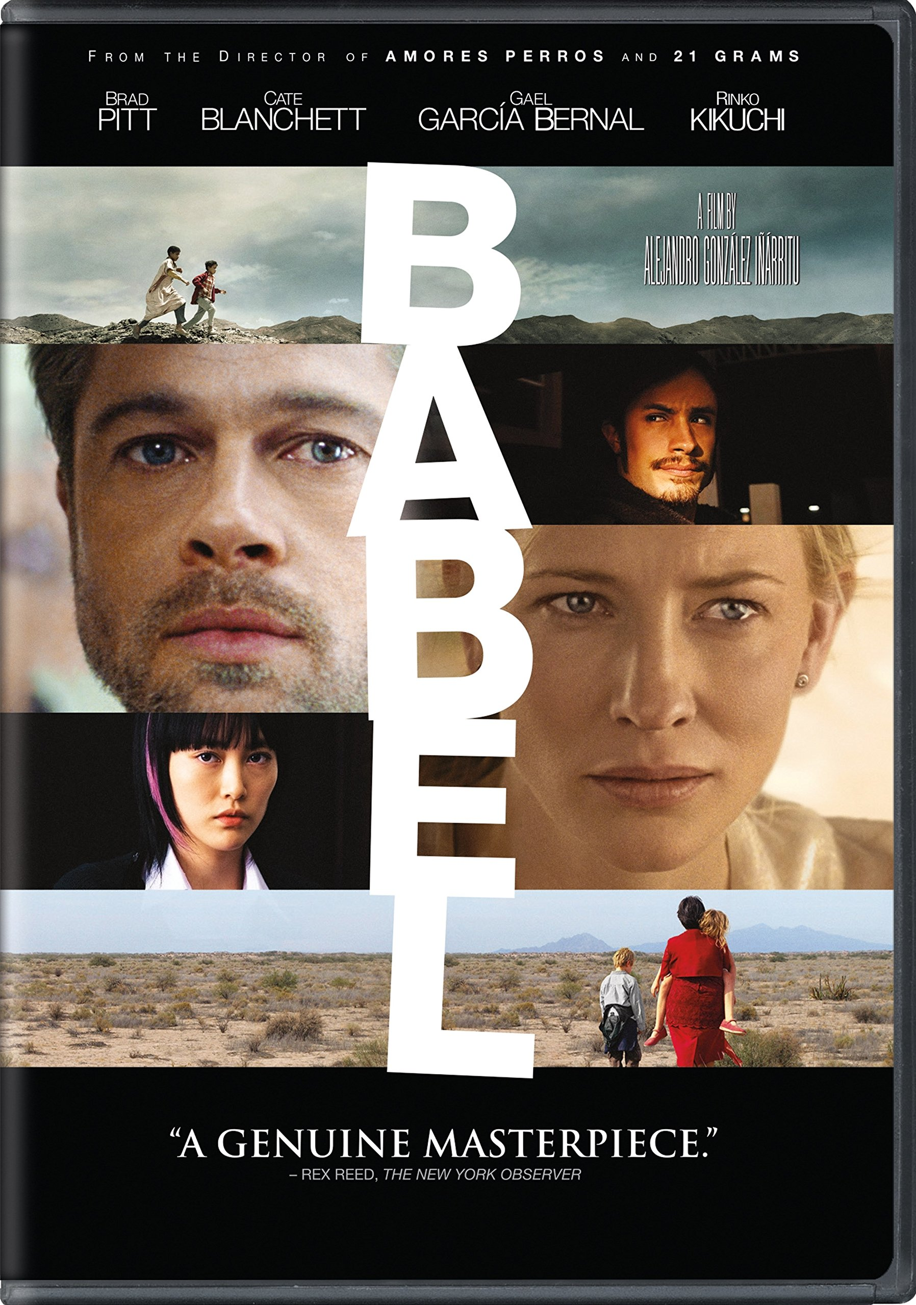 Babel (Widescreen, Dolby, AC-3)