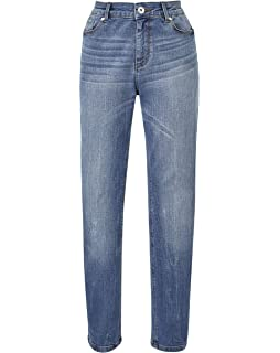 Womens Bridget Straight Leg Jeans Simply Be