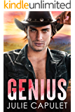 GENIUS: A Sexy Standalone Contemporary Cowboy Romance