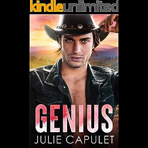 GENIUS: A Sexy Standalone Contemporary Cowboy Romance