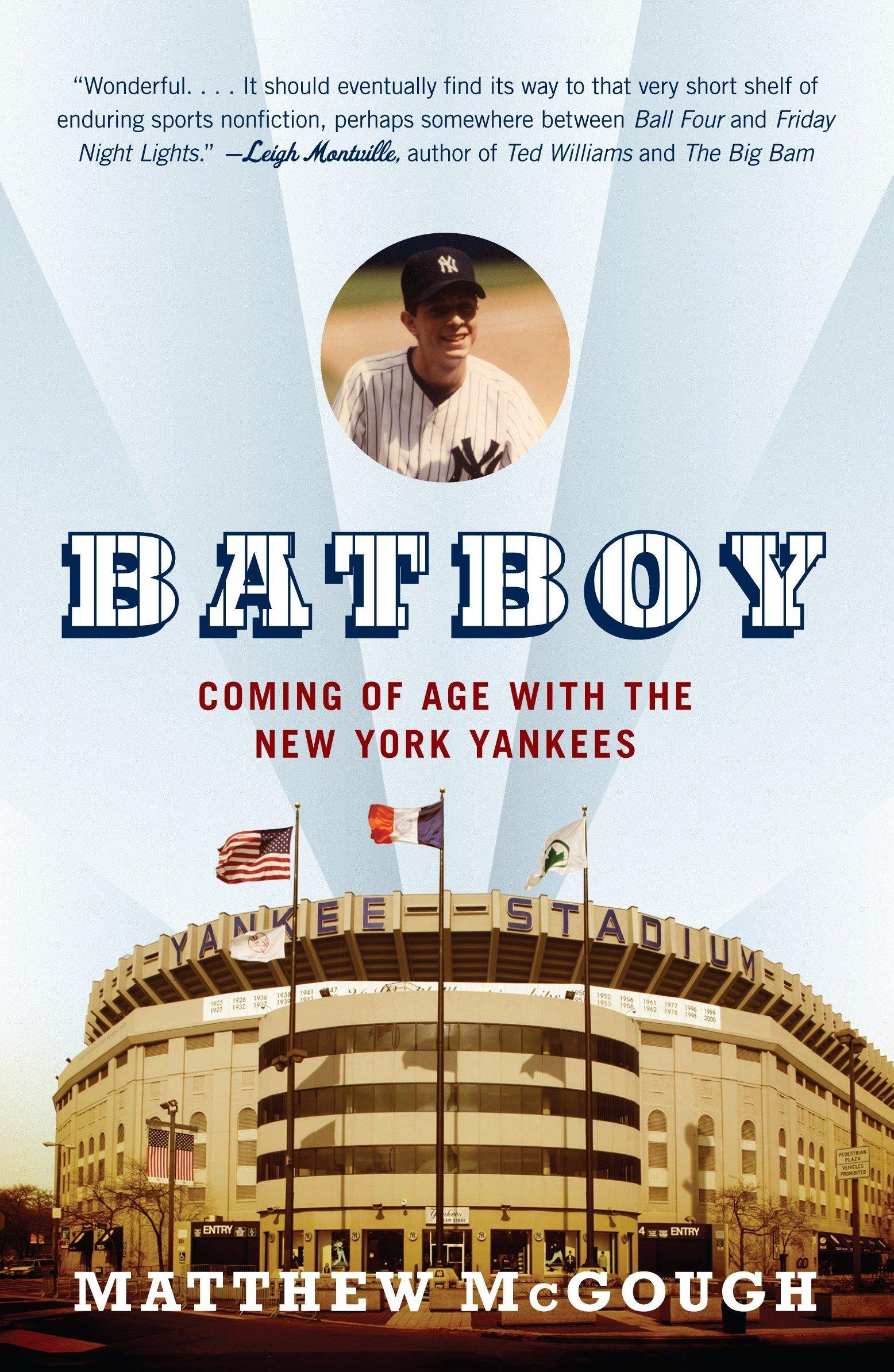 Bat Boy Coming York Yankees product image