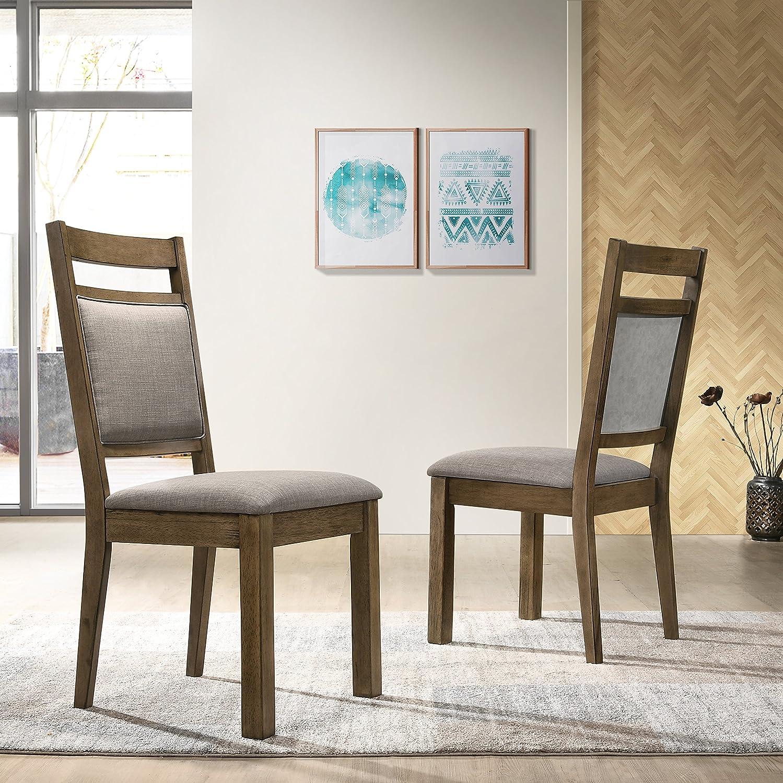 Amazon Roundhill Furniture D725 6PC Collection Costabella 6 PC