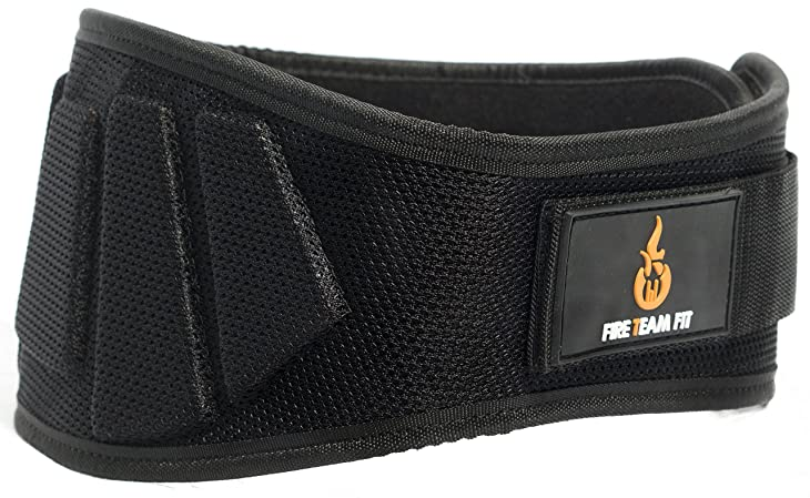 Fire Team Fit Weightlifting Belt
