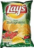Lay's Chips à la Bolognais e130 g - Lot de 5