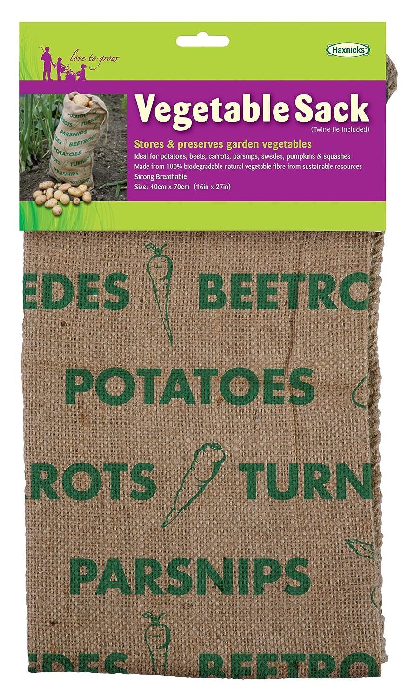 Brown Tierra Garden Jute130101 Pack of 3 Composting Sacks