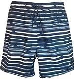 Nautica Men's Quick Dry Swim Trunk Assorted Prints