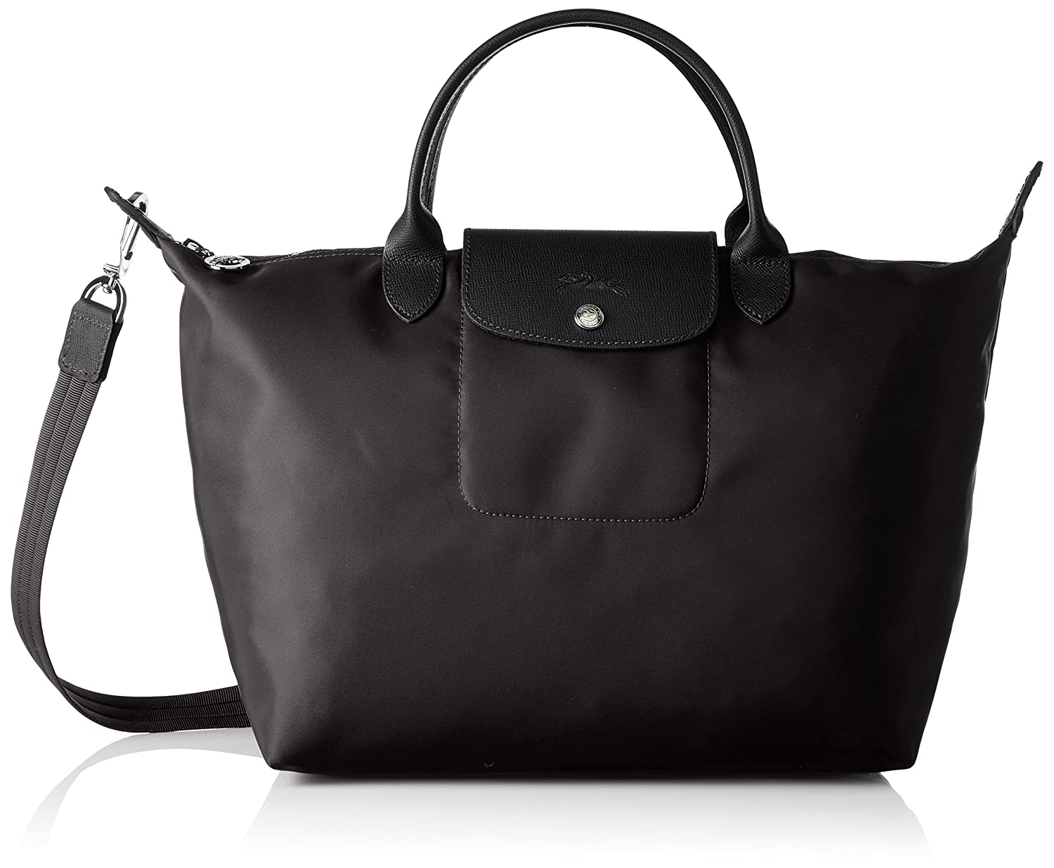 ffccf463e23d Amazon.com  Longchamp Le Pliage Neo Ladies Medium Canvas Tote Handbag  L1515578001  Shoes