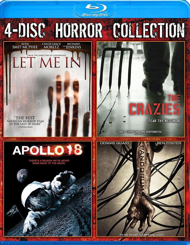 Theatrical Horror 4-Pack 4 Blu-Ray Edizione: Stati Uniti USA Blu-ray: Amazon.es: Theatrical Horror 4-Pack: Cine y Series TV